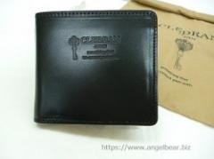 クレドラン ECRA BILLFOLD WALLET:BLACK