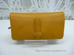 クレドラン ADORE WALLET L:YELOW