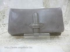 クレドラン NUA WALLET L:GRAY