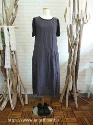 エムビー Powder  linen  snow  wach ドレス:NV