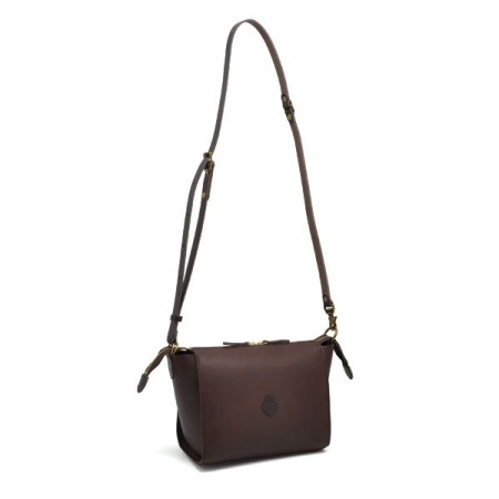 クレドラン NOLMA 2WAY SHOULDER:CHOCO