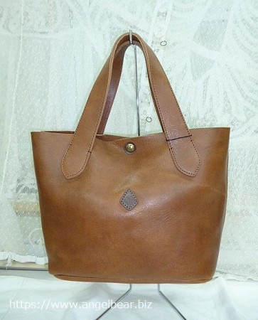 クレドラン DEMI TOTE:BROWN