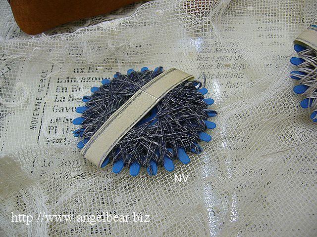 ティアラ 巻き糸 ベルギーリネン糸 NV